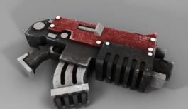 Warhammer 40K, Bolter